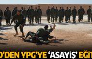 ABD'den YPG'ye 'asayiş' eğitimi!