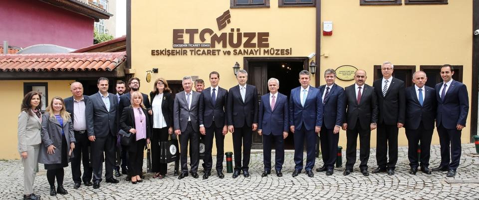 Romanya, Türkiye ile ekonomik işbirliğini geliştirmek istiyor