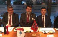 Romanya Yatırım Derneği İftar Daveti VACAMUU da verildi.