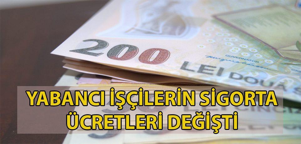 Romanya'da çalışan yabancı işçilerin maaşlarında düzenleme